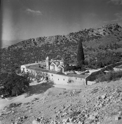 Press and Information Office, Republic of Cyprus: Koutsoventis, Monastery of Saint John Chrysostom (2B-010-001)