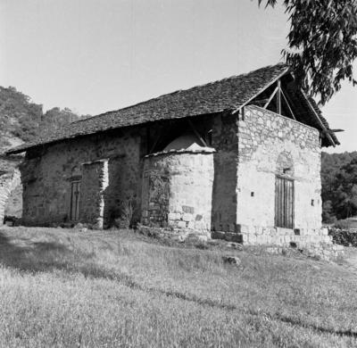 Press and Information Office, Republic of Cyprus: Nikitari, Church of Panagia (Our Lady) of Asinou (2B-013-002)