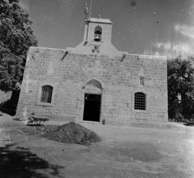 Press and Information Office, Republic of Cyprus: Kiti, Panagia Angeloktiste (2B-057-018)