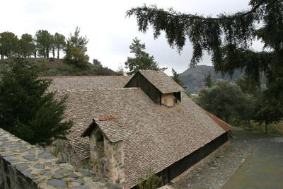 Press and Information Office, Republic of Cyprus: Lagoudhera, Panagia of Arakas (IMG_0044)