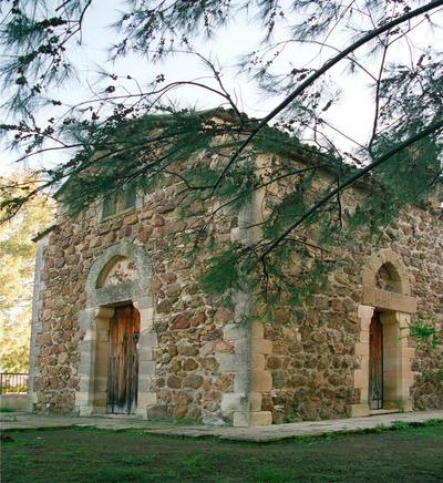 Press and Information Office, Republic of Cyprus: Pyrga, Latin Chapel (chap01)