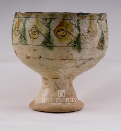 The Leventis Municipal Museum of Nicosia: Chalice (B/2003/016)