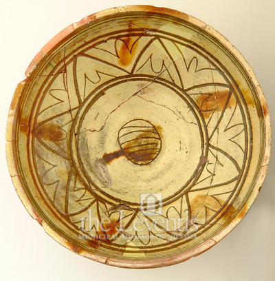 The Leventis Municipal Museum of Nicosia: Bowl (B/2003/059)