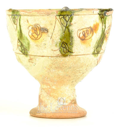 The Leventis Municipal Museum of Nicosia: Chalice (B/1996/1412)