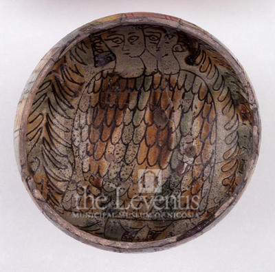 The Leventis Municipal Museum of Nicosia: Bowl (B/1996/1489)