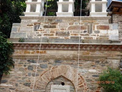 Docheiariou Monastery, Mount Athos, Greece