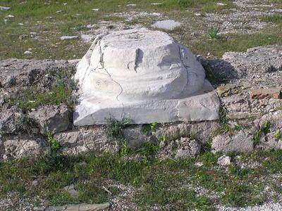 Basilica of Lechaion, Corinth, Greece