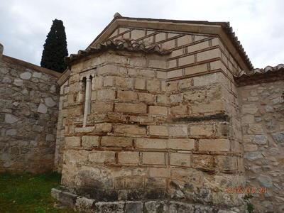 Agia Moni, Aria, Nafplio, Greece