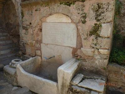 Agios Demetrios, Mistras, Greece