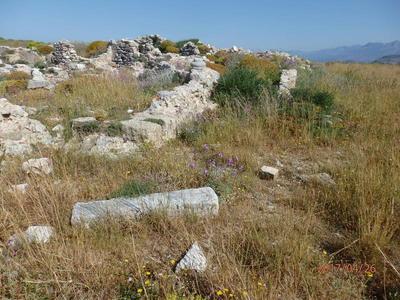 Cape Tegani, Mani, Greece