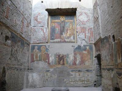Santa Maria Antiqua, Rome, Italy