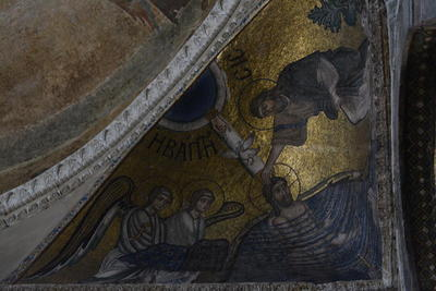 Monastery of Osios Loukas, Boiotia, Greece