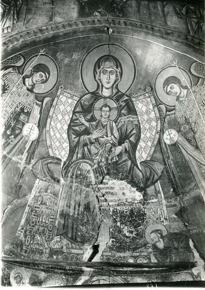 Monastery of Panagia Mavriotissa, Kastoria, Greece