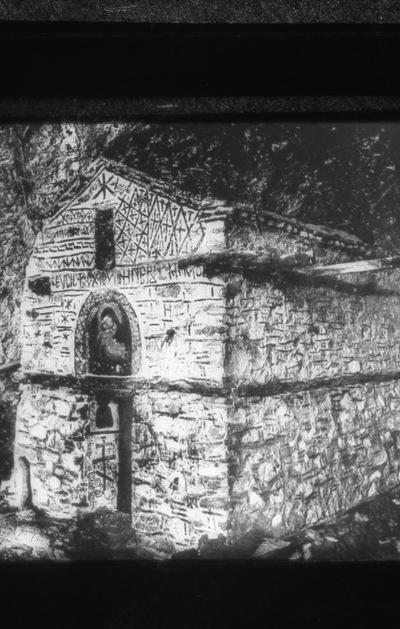 Hermitage of Panagia Eleousa, Great Prespa Lake, Greece