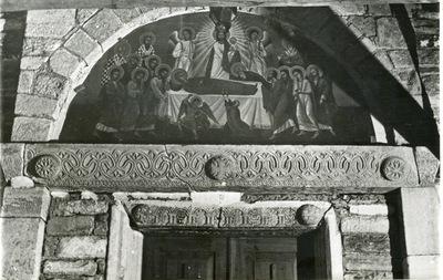 Church of the Dormition of Virgin Mary, Makrinitsa village, Volos, Greece