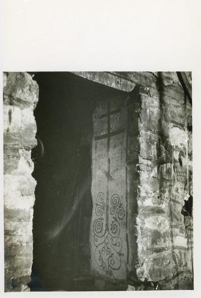 Hermitage of Panagia Eleousa, Prespes, Greece