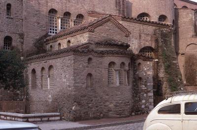 Basilica of Agios Demetrios, Thessaloniki, Greece