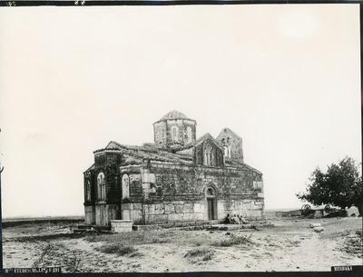 Merbakas church, Argolis, Greece