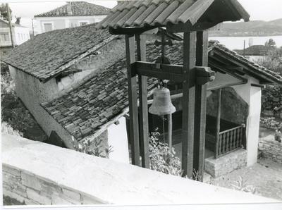 Panagia of the district Mouzeviki, Kastoria, Greece
