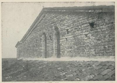 Pieve di Cesato, Frontone