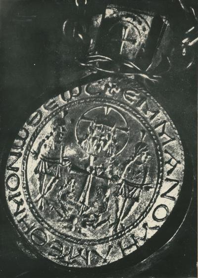 A. Grabar - Les ampoules de Terre Sainte - Monza - Tav - XIII, 408-