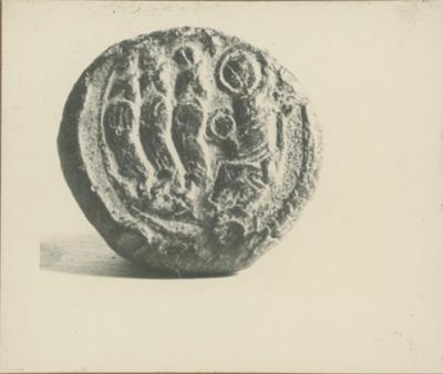 Damasco. Museo Nazionale. Eulogia con le tre Vergini