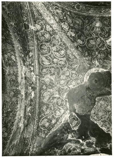 S. Prisco (Caserta). Cappella di S. Matrona: Mosaici (Foto Soprintendenza Gallerie Napoli, n. 11706)
