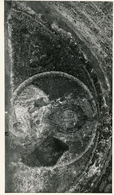 S. Prisco (Caserta). Cappella di S. Matrona: mosaici (Foto Soprintendenza Gallerie Napoli, n. 11668)