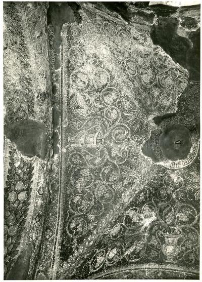 S. Prisco. Cappella di S. Matrona: Mosaici (Foto Sopr. Gallerie Napoli, n. 11789)