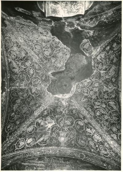 S. Prisco (Caserta). Cappella di S. Matrona: Mosaici (Foto Sopr. Gallerie Napoli, n. 11669)