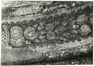 S. Prisco. Cappella di S. Matrona: Mosaici (Foto Sopr. Gallerie Napoli, N°11705)