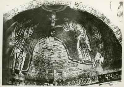 Hosios Loukas. Battesimo