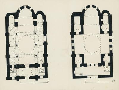 Vize (Turchia): chiesa detta di Santa Sofia