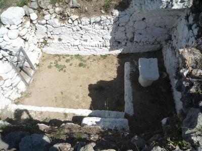 Kos, Neo Pyli, church of Hagia Klaudia