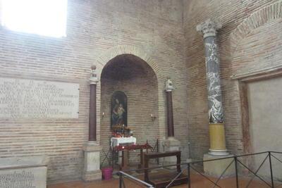 Italy, Ravenna, Basilica of Sant'Apollinare in Classe