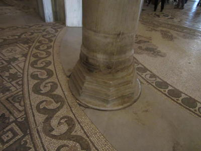 Italy, Ravenna, Basilica of San Vitale