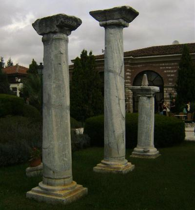 Turkey, istanbul, Pantokrator Monastery -Molla Zeyrek Camii