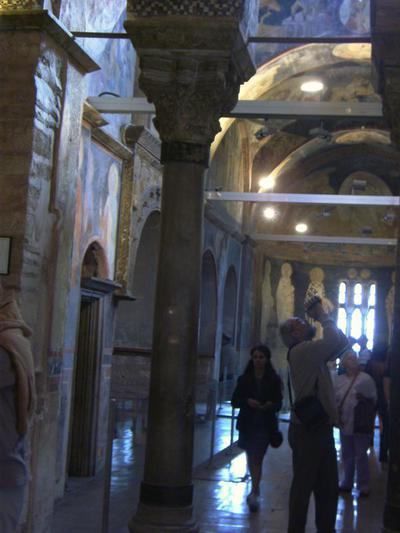Turkey, Istanbul, church of St. Saviour in Chora, parekklesion