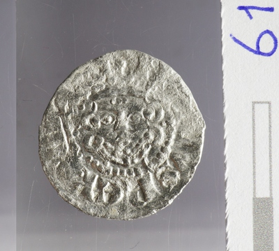 PAN-00015460 - coin/coin-related, Henry III, Penny