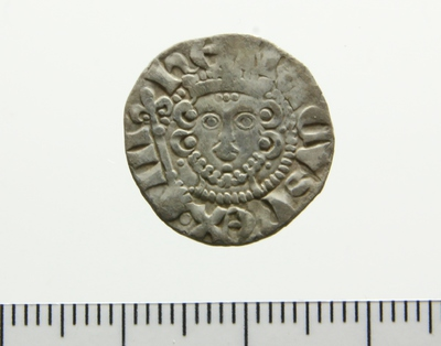 PAN-00013694 - coin/coin-related, Henry III (1216-1272), penny