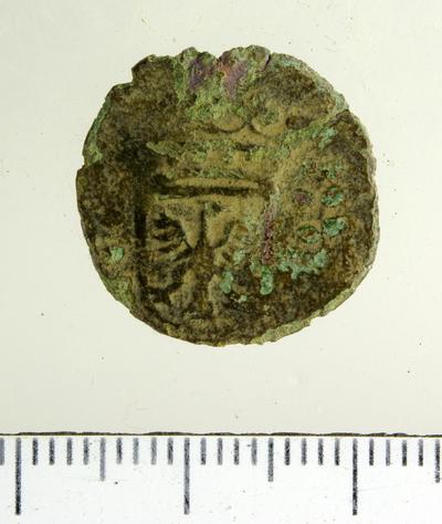 PAN-00030248 - coin/coin-related, Ernest & Francois & Ferdinand Gobert d'Aspremont Lynden (1665-1703), duit