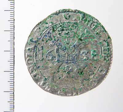 PAN-00048960 - coin/coin-related, Philips IV (1621-1665), patagon
