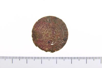 PAN-00030459 - coin/coin-related, Hans Schultes (I, II of III, voor 1586-na 1612) , (rekenpenning)