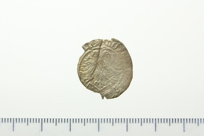 PAN-00045505 - coin/coin-related, stad, halve stuiver