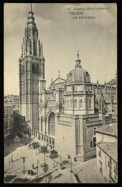 Toledo : La Catedral.-.