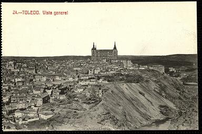 Toledo : Vista general.-.