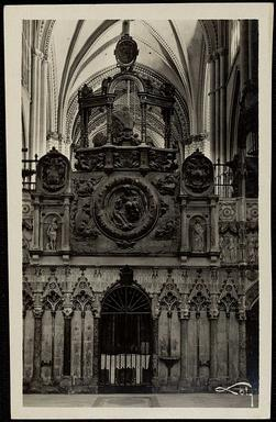 Toledo : Catedral. El Trascoro / Loty.-.
