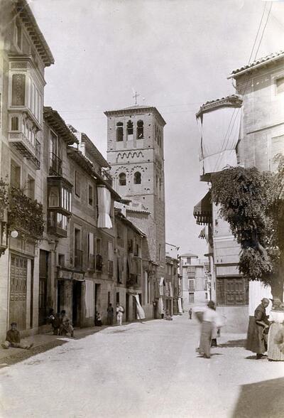 Calle de Santo Tomé.