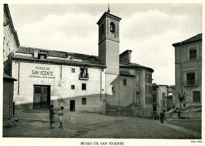 Museo de San Vicente / Aldus.-.
