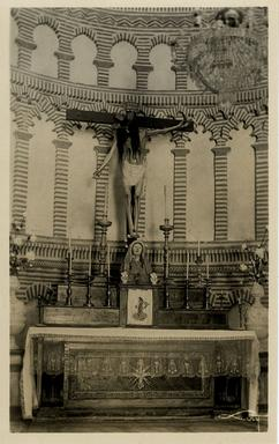 Toledo - El Cristo de la Vega.-.